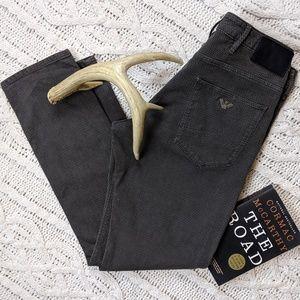 Men's Armani Exchange Chevron Print Jeans 31